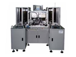 CCD 4軸自動晶片偏心檢測機 LAMP Auto Chip Visual Inspect Machine